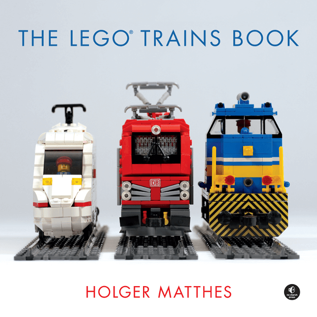 LEGOTrains cover